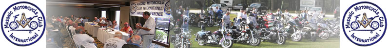 The Masonic Motorcycle Club International Chapter 1